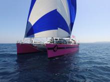 Catamaran Elle et Nous - 19 mètres