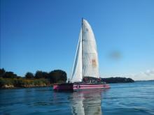Catamaran Lui et Moi - 18 mètres