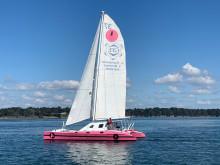 Catamaran Lui et Nous - 15m