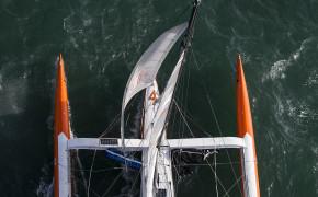 Trimaran Lui - 15.5 mètres-9