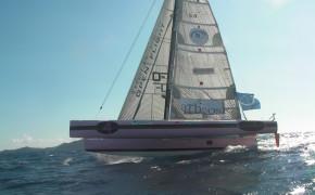 Trimaran Lui - 15.5 mètres-10