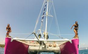 Catamaran Elle et Nous - 19 mètres-1