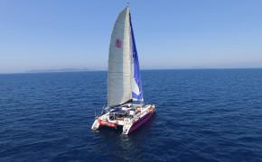 Catamaran Elle et Nous - 19 mètres-2