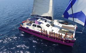 Catamaran Elle et Nous - 19 mètres-4