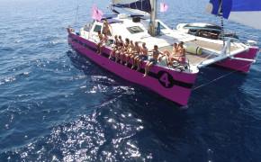 Catamaran Elle et Nous - 19 mètres-5