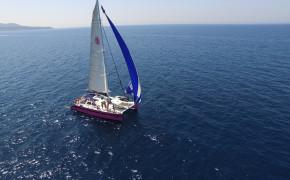Catamaran Elle et Nous - 19 mètres-6