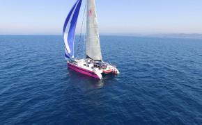 Catamaran Elle et Nous - 19 mètres-8