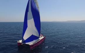 Catamaran Elle et Nous - 19 mètres-9