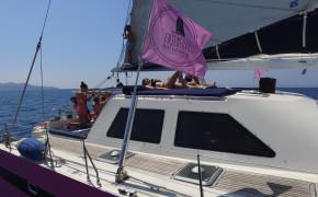 Catamaran Elle et Nous - 19 mètres-10