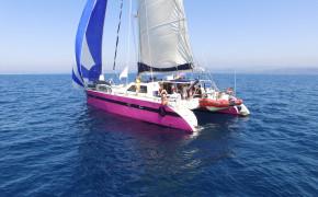 Catamaran Elle et Nous - 19 mètres-11