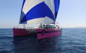 Catamaran Elle et Nous - 19 mètres-12