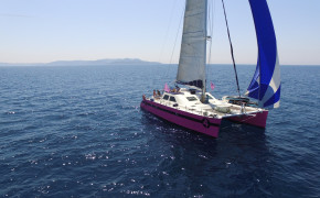 Catamaran Elle et Nous - 19 mètres-13