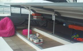 Catamaran Lui et Moi - 18 mètres-6