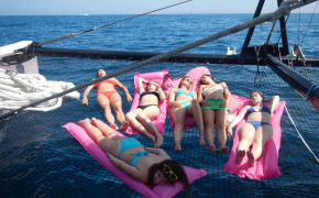 Catamaran Elle et Moi - 23 mètres-8