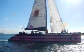 Catamaran Lui et Moi - 18 mètres-7