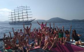 Catamaran Elle et Moi - 23 mètres-13
