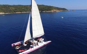 Catamaran Elle et Moi - 23 mètres-10