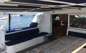 Catamaran Elle et Nous - 19 mètres-15