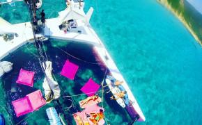 Journée Cap Taillat et son eau turquoise-1