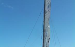 Sortie sensation trimaran de course - Regate du tour de Groix-13